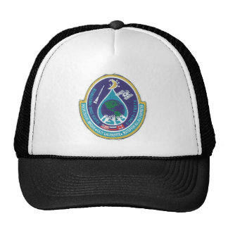 ISS INTERNATIONAL SPACE STATION TRUCKER HAT