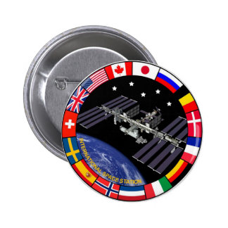 ISS Members Composite Logo Button