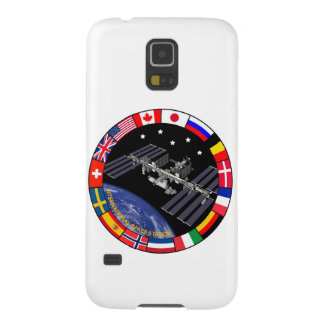 ISS Members Composite Logo Galaxy S5 Cover