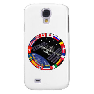 ISS Members Composite Logo Samsung Galaxy S4 Cover