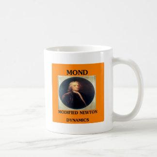 issac newton modified newtonian dynamics mug