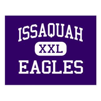 Issaquah - Eagles - High - Issaquah Washington Postcard