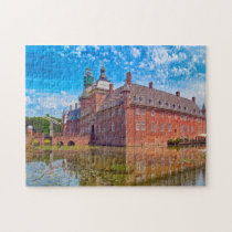 Isselburg Germany. Jigsaw Puzzle