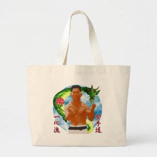Isshinryu Dragon Canvas Bags