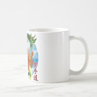 Isshinryu Dragon Classic White Coffee Mug