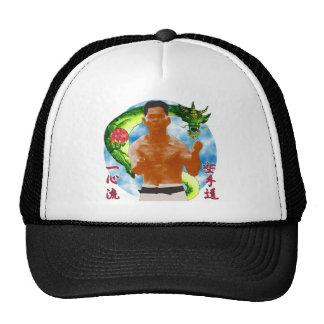 Isshinryu Dragon Mesh Hats