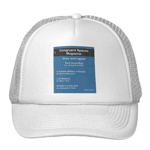 Issue 7 Design Hat