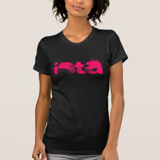ista para mujer camiseta