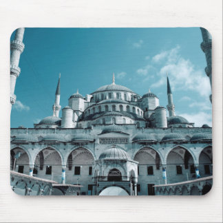Istanbul Blue Mosque in Turkey Mouse Pad