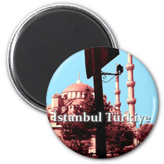 İstanbul Blue Mosque Refrigerator Magnets