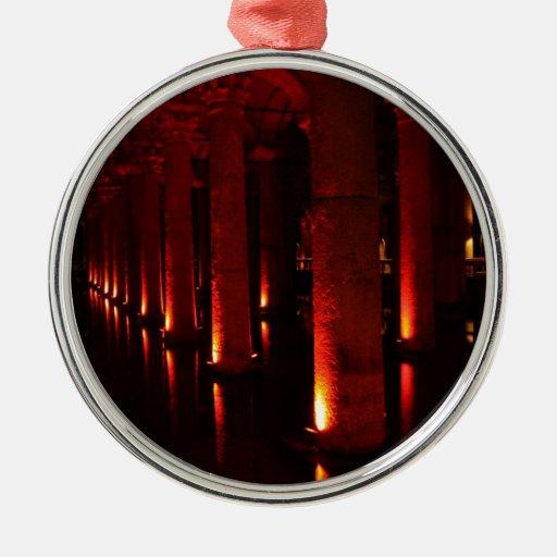 Istanbul cisterns christmas tree ornaments