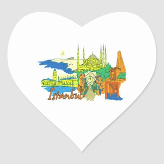 istanbul graphic vacation image.png heart stickers