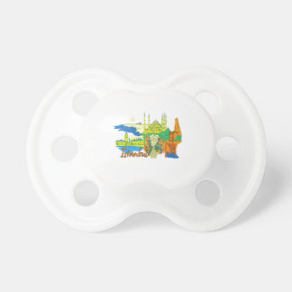 istanbul graphic vacation image png pacifiers