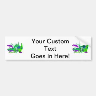istanbul green 2 city image.png car bumper sticker