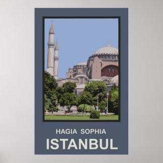 Istanbul Hagia Sophia Print