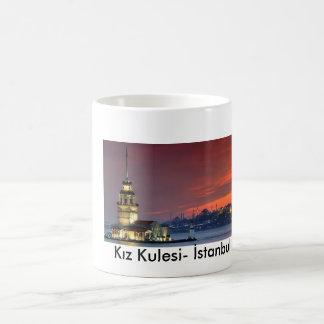 istanbul_kizkulesi, Kız Kulesi- İstanbul Coffee Mug