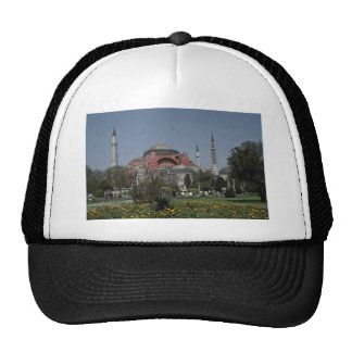Istanbul Monuments Trucker Hat