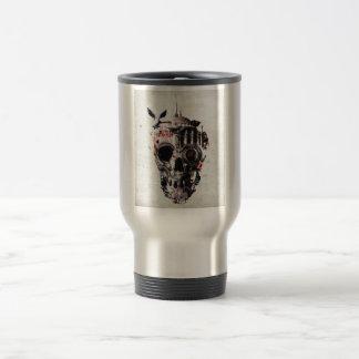 Istanbul Skull Travel Mug