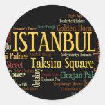 ISTANBUL Sticker