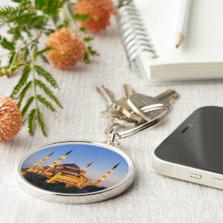 Istanbul - Sultan Ahmed Mosque keychain
