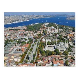 Istanbul - Sultanahmet (Postcard)