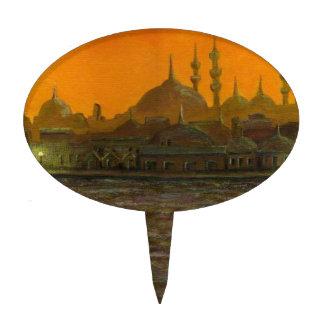 Istanbul Türkiye / Turkey Cake Topper