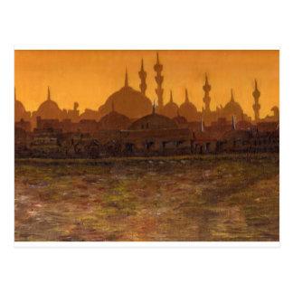 İstanbul Türkiye / Turkey Postcard