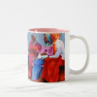 Istanbul Two-Tone Coffee Mug