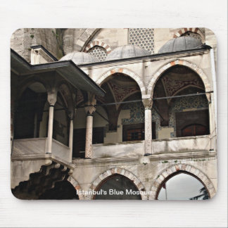 Istanbul's Blue Mosque Mouse Pad
