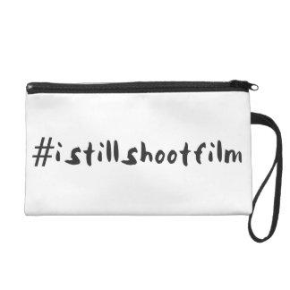 #istillshootfilm Wristlet Film Tote