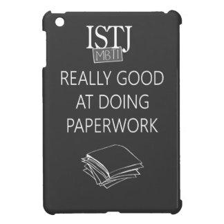 ISTJ the Duty Fullfiller Cover For The iPad Mini
