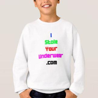 Istoleyourunderwear.com Sweatshirt