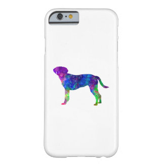Istrian Scenthound in watercolor Barely There iPhone 6 Case