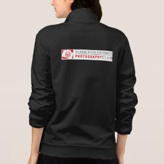 ISU Photo Club Zip Up Jacket