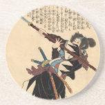 Isuai Juzaemon Masahisa Posavasos Diseño