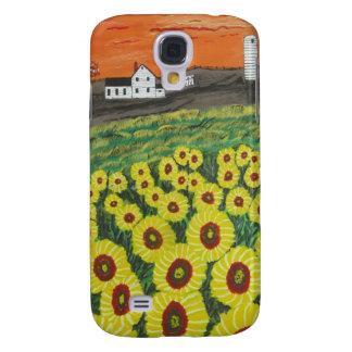 ISunflower Valley Farm Samsung Galaxy S4 Cover