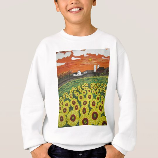 ISunflower Valley Farm Sweatshirt