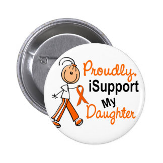 iSupport 1 SFT Leukemia MS Kidney Cancer DAUGHTER Button