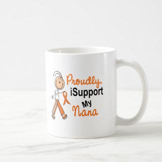 iSupport 1 SFT Leukemia MS Kidney Cancer NANA Coffee Mug