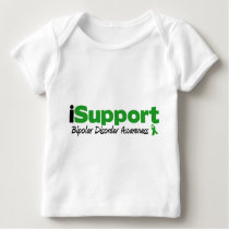 iSupport Bipolar Disorder Baby T-Shirt