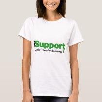 iSupport Bipolar Disorder T-Shirt