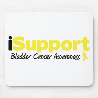 iSupport Bladder Cancer Mouse Pad