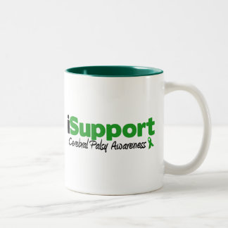 iSupport Cerebral Palsy Two-Tone Coffee Mug