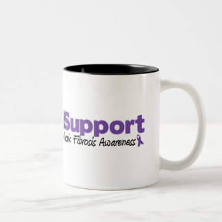 iSupport Cystic Fibrosis Two-Tone Coffee Mug