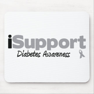 iSupport Diabetes Mouse Pad