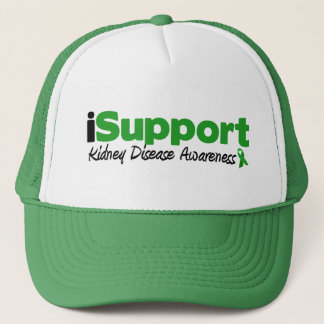 iSupport Kidney Disease Trucker Hat