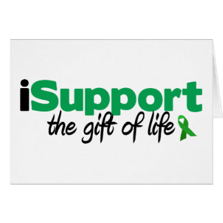 iSupport Life Greeting Card