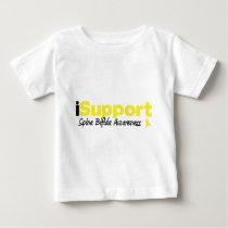 iSupport Spina Bifida Baby T-Shirt