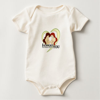 #ISupportYou Movement Organic Infant Romper