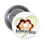 #ISupportYou Movement Swag Pinback Buttons
